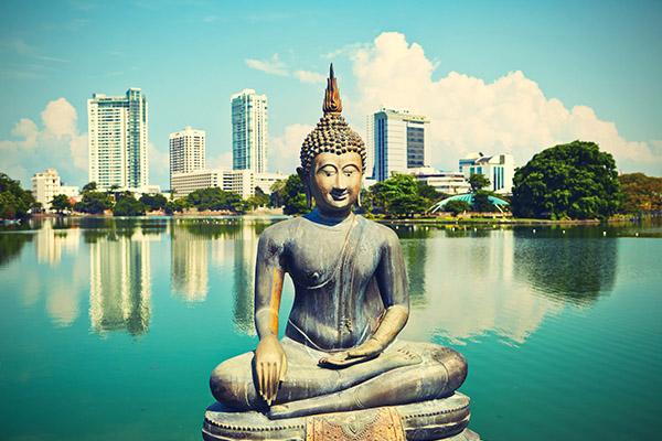 gangaramaya_temple