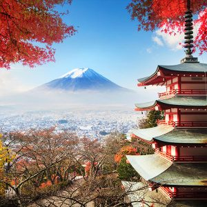 Our 10 night tour package – Japan