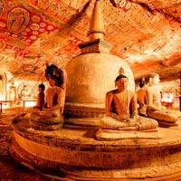 Daumbulla cave temple
