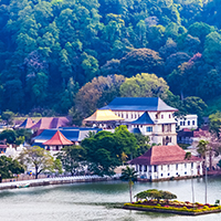 royal palace Kandy