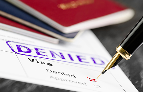 Visa Refusals